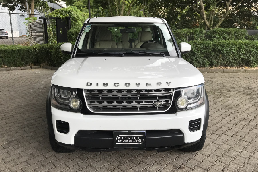 LAND ROVER DISCOVERY 4 S full