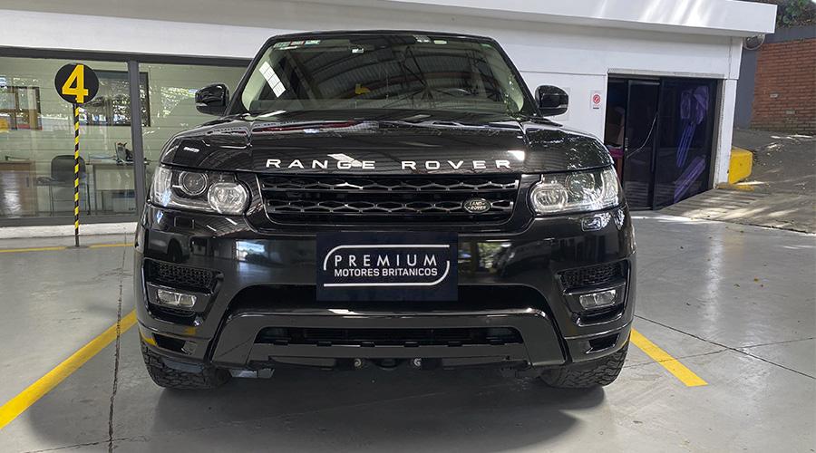 Range Rover Sport SE full