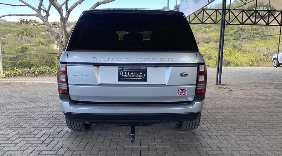 Range Rover HSE full