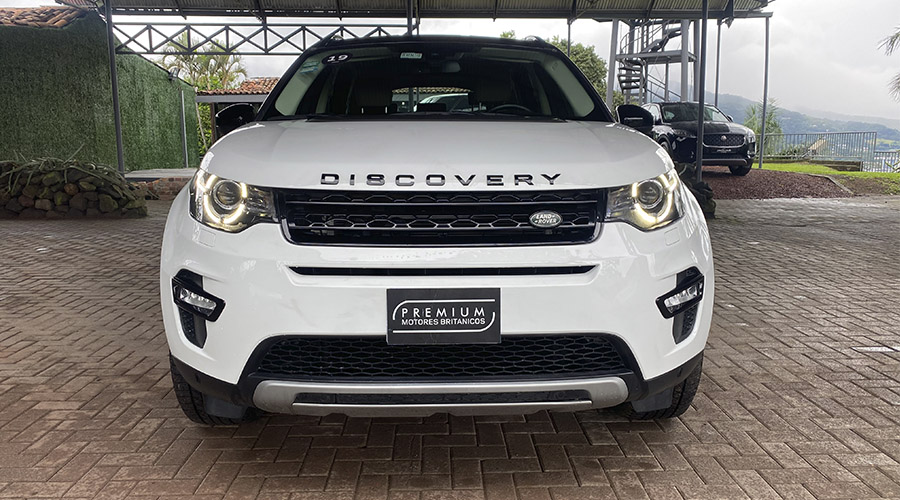 Discovery Sport HSE full