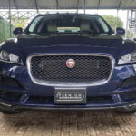 Jaguar F Pace full